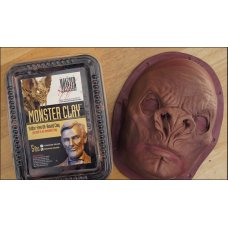 Monster Clay 5 Lb (2,27 кг) глина 	 HARD (твёрдый)